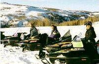 Bobcat Pass Snowmobile Adventures