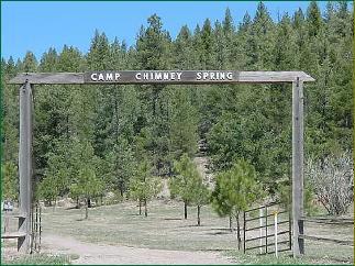Camp Chimney Spring