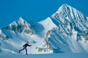 Nordic Skiing Paradise