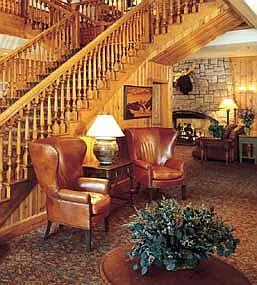 The Wort Hotel lobby