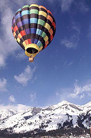 Take a Balloon Ride
