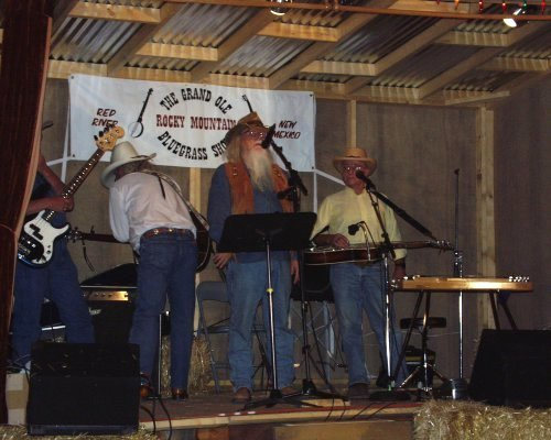 Red River Bluegrass Show