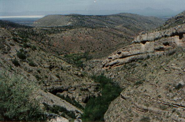 Road to White Sands/Alamogordo