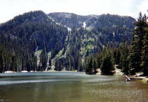 Middle Fork Lake