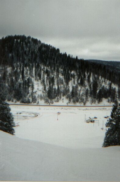 click here for driving directions to Ski Cloudcroft